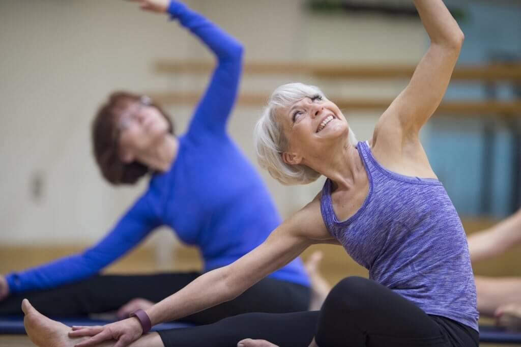 Senior Yoga Washington