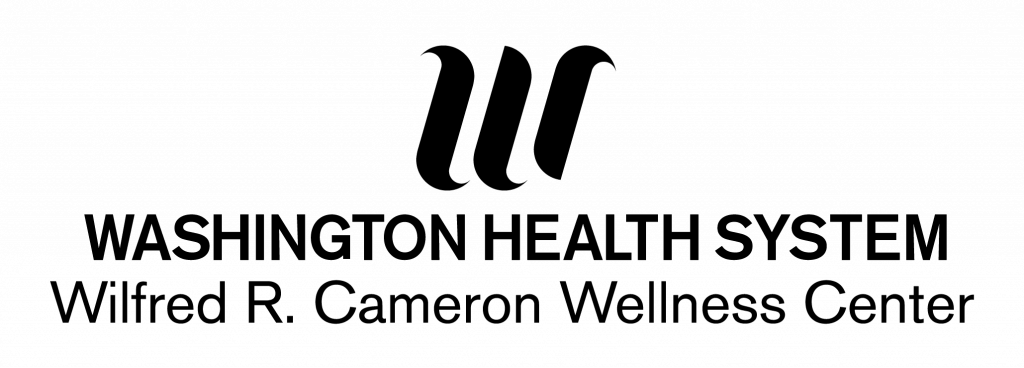 Washington Health System, Wilfred R. Cameron Wellness Center Logo